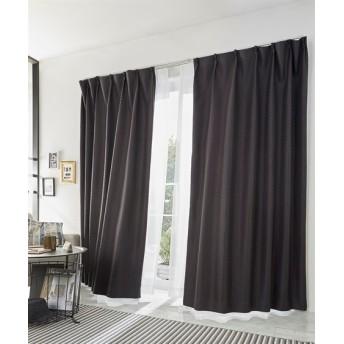ブロック柄遮光カーテン&レースセット カーテン&レースセット, Curtains, 窗, 窗簾, sheer curtains, net curtains(ニッセン、nissen)