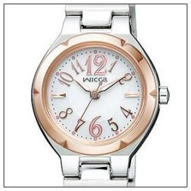 CITIZEN シチズン 腕時計 NA15-1723E レディース wicca ウィッカ ソーラーテック