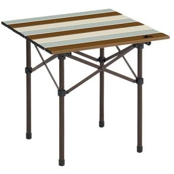 ロゴス(LOGOS) アウトドア Life ロールサイドテーブル ヴィンテージ 73185013 キャンプ サイドテーブル 机 バーベキュー