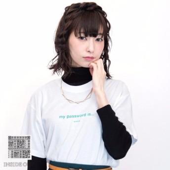my PASS: Tシャツ【ブランド:INSIDEOUT fashion】蓄光インクプリント
