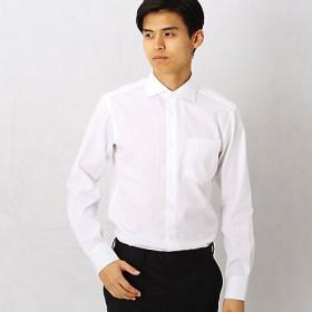 <COMME CA MEN > 形態安定ホワイトドビードレスシャツ(0708HI04) ソノタガラ(51) 【三越・伊勢丹/公式】