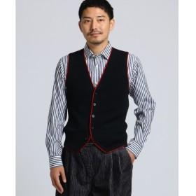 [マルイ]【セール】MTシャツ(【 PNJ 】パイピングニットベスト [ メンズ ベスト ])/タケオキクチ(TAKEO KIKUCHI)