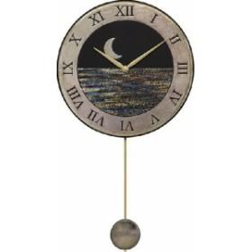 振り子時計 アントニオ・ザッカレラ 陶器 ZC181-004 掛け時計 送料無料 掛け時計 お洒落 ギフト