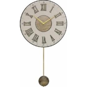 振り子時計 アントニオ・ザッカレラ 陶器  ZC182-003 掛け時計 送料無料 掛け時計 お洒落 ギフト