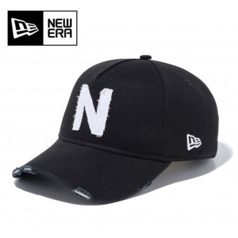 NEWERA ニューエラ 9FORTY A-Frame DAMAGED N 1189922