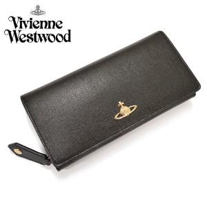 51060025 40153 長財布 ブラック レディース VIVIENNE WESTWOOD ヴィヴィアンウエストウッド