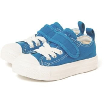 CONVERSE / ALL STAR LIGHT V1 OX (15~21㎝) キッズ スニーカー BLUE 15