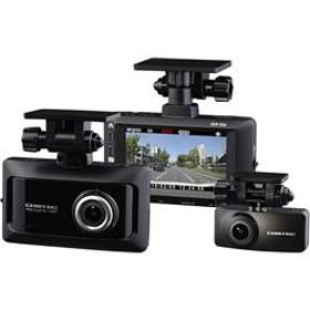 370万画素 前後2カメラドライブレコーダー ZDR-026