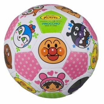 アンパンマン NEWカラフルサッカーボール おもちゃ こども 子供 知育 勉強 1歳6ヶ月~
