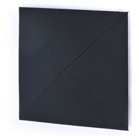 arte(アルテ) - PW-BK・ピラミッドウォール/ブラック/1枚(ピラミッド型壁掛け音響パネル)【メーカー取寄商品・納期を確認後、ご連絡いたします】