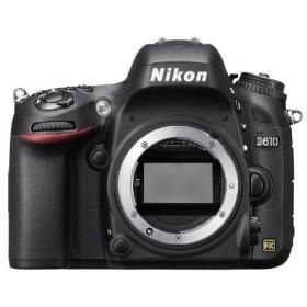 Nikon D610 ボディ [デジタル一眼カメラ (2426万画素)]
