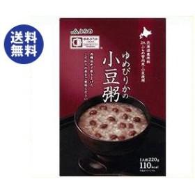 【送料無料】JAふらのゆめぴりかの小豆粥220g×30(5×6)袋入