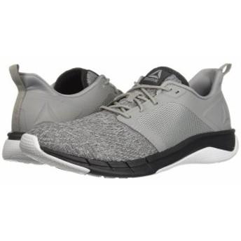 リーボック メンズ スニーカー シューズ Print Run 3.0 Tin Grey/Foggy Grey/Coal/White