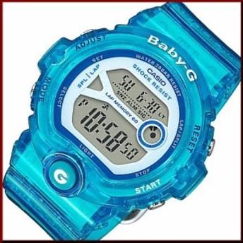 カシオ/Baby-G【CASIO】ベビーG ランニングウォッチ レディース腕時計 ブルースケルトン【海外モデル】BG-6903-2B