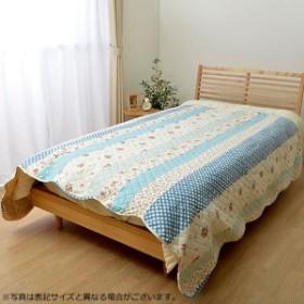 マルチカバー 『オリオン』ブルー 約190×190cm  4576259