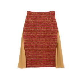 ジル スチュアート JILLSTUART サンディツィードスカート BLUSH 4【税込10,800円以上購入で送料無料】