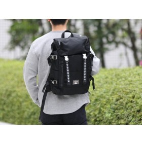【30%OFF・セール】マキャべリック×カッパ MAKAVELIC×Kappa W BELT BACKPACK - KL918BA02 バックパック