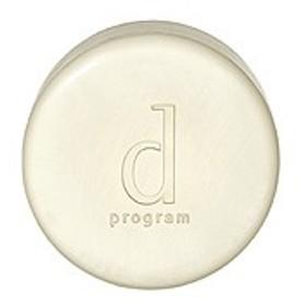 資生堂 dプログラム コンディショニングソープ 100g [スキンケア 洗顔 石けん 石鹸]