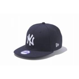 ニューエラ(NEW ERA) Youth 9FIFTY ニューヨーク・ヤンキース ネイビー × ホワイト 11308483