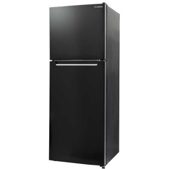 RM-138L02BK 冷蔵庫 ブラック [2ドア /右開き/左開き付け替えタイプ /138L]