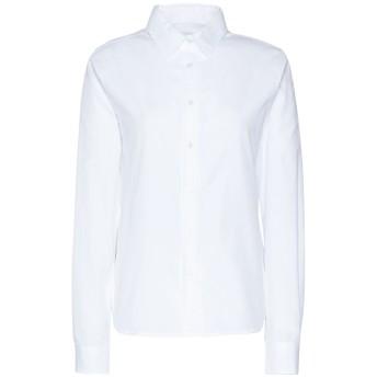 《セール開催中》8 by YOOX レディース シャツ ホワイト XS コットン 100%