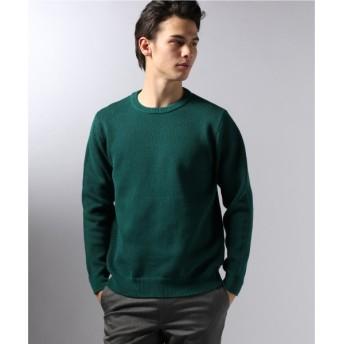 [マルイ]【セール】メンズセーター(クルーネックツイルニット)/エディフィス(EDIFICE)