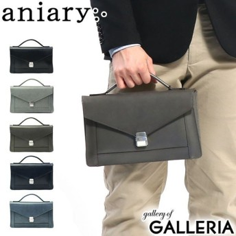 Aniary アニアリ Inheritance Leather クラッチバッグ 21-08000