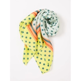 [マルイ] 【Sweet collection着用アイテム】ドットスカーフ/セシルマクビー(CECIL McBEE)