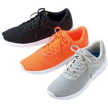 【格安-男性靴】メンズ超軽量ダブルメッシュ素材スポーツスニーカー