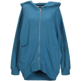 《送料無料》5PREVIEW レディース スウェットシャツ パステルブルー S コットン 80% / ポリエステル 20%