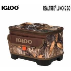 クーラーバッグ IGLOO イグルー REAL TREE LUNCH 2 GO ランチトゥーゴー クーラーボックス キャンプ アウトドア