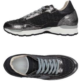 《セール開催中》PHILIPPE MODEL レディース スニーカー&テニスシューズ(ローカット) ブラック 36 紡績繊維 / 革