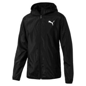 【プーマ公式通販】 プーマ ESS ウーブンジャケット メンズ Puma Black  CLOTHING PUMA.com