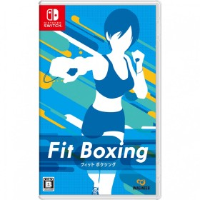 【Nintendo Switchソフト】Fit Boxing