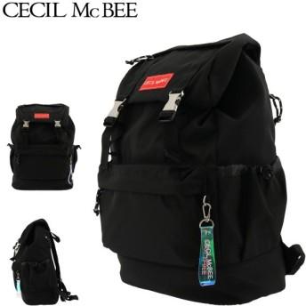 セシルマクビー リュック ビス レディース メンズ  88023 CECIL McBEE | リュックサック A4 ナイロン [PO5]