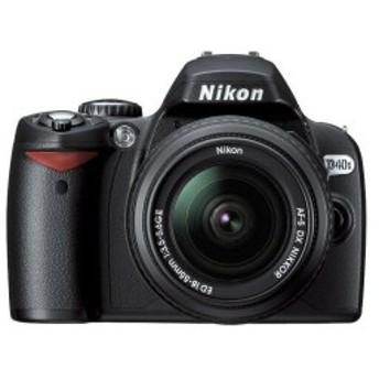 【レンタル 3泊4日】Nikon デジタル一眼レフカメラ D40X レンズキット / 一眼レフカメラ 初心者/ 一眼レフカメラ ニコン/デジタルカメラ
