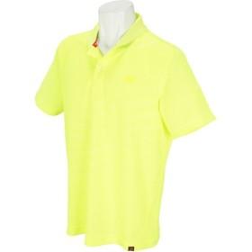 ニューバランス New Balance SPORT ゼブラエンボス 半袖ポロシャツ