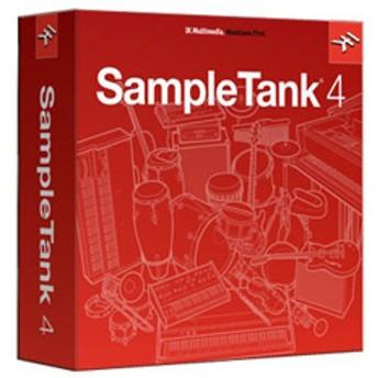 SampleTank 4 [ソフトウェア音源/サウンド&グルーブ・ワークステーション] ST400HCDIN