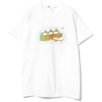 TOKYO CULTUART by BEAMS スチャダラパー×NONCHELEEE / SOFA Tシャツ メンズ Tシャツ WHITE M
