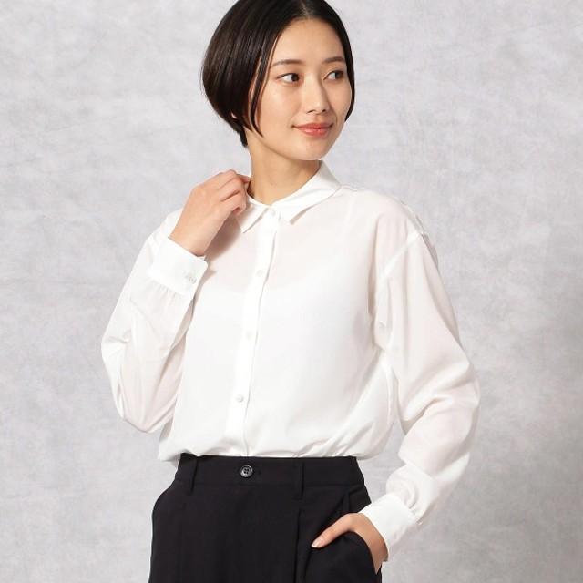 [マルイ] 【シワになりにくい】 ウォッシャブルシャツ/コムサマチュア(Comme ca Mature)