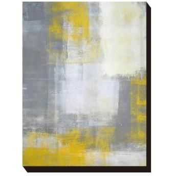 アートパネル T30 Gallery Grey and Yellow IAP-52109