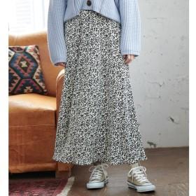 [マルイ]【セール】【WEB限定カラー:ブルー】プリーツフラワースカート/ロペピクニック(ROPE' PICNIC)