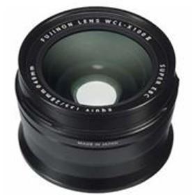 5000円以上送料無料 富士フイルム WCL-X100B2 ワイドコンバージョンレンズ(ブラック) AV・デジモノ:カメラ・デジタルカメラ:三脚・周辺