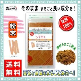 【送料無料】 シナモンティー (粉末) パウダー (300g 内容量変更) PSD しなもん シナモン カシア 桂皮 桂皮茶