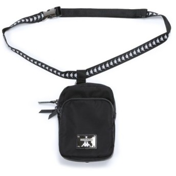 【30%OFF・セール】マキャべリック×カッパ MAKAVELIC×Kappa ショルダー ポーチ SHOULDER POUCH - KL918BA04 バッグ