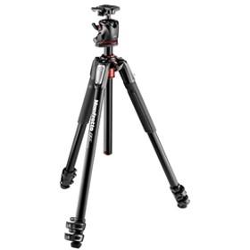 【マンフロット】 三脚 MK055XPRO3-BHQ2 カメラ用三脚