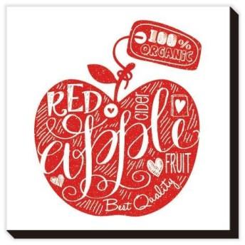 アートパネル Mini Doodle Red Apple IAP-52112