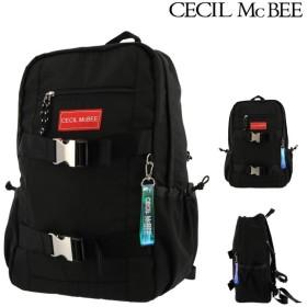 セシルマクビー リュック ビス レディース メンズ  88022 CECIL McBEE | リュックサック A4 ナイロン [PO5]