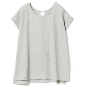 JE MORGAN / サーマル Tシャツ レディース Tシャツ 杢GREY ONE SIZE