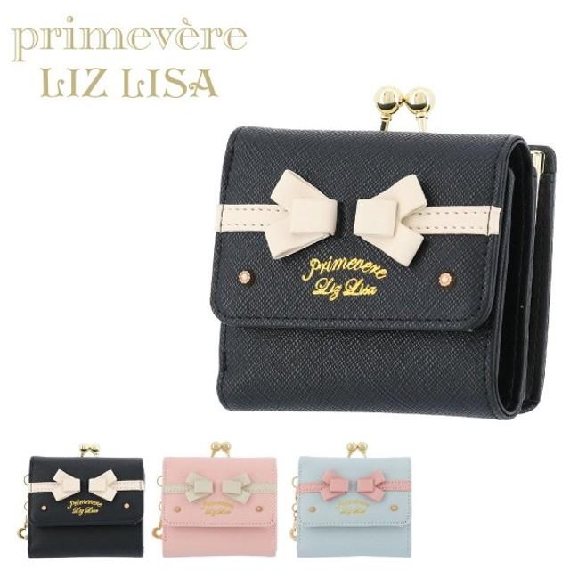 a3c628abd7f4 プリムヴェール リズリサ ミニ財布 がま口 アメリ レディース 64490 primwvere LIZ LISA | コンパクト 使いやすい